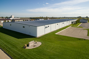 Falcon Plastics Corporate Location in Brookings, SD