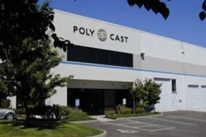 Poly-Cast Plastics (SZ) Co LTD in Suzhou, China